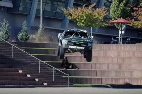 Video: BJ Baldwin Hunts Sasquatch In Recoil 3