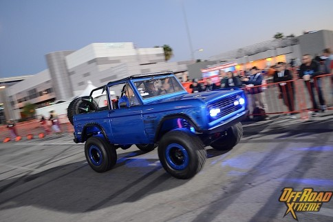 SEMA 2015: Off Road Xtreme Edition