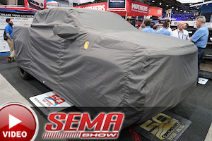 SEMA 2015: Keeping Your Vehicle Protected With Covercraft