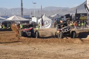 Greg Adler's Innovative King of The Hammers IFS Buggy