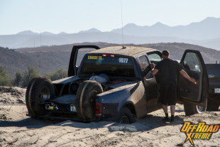 Prerunning the 2015 Baja 1000