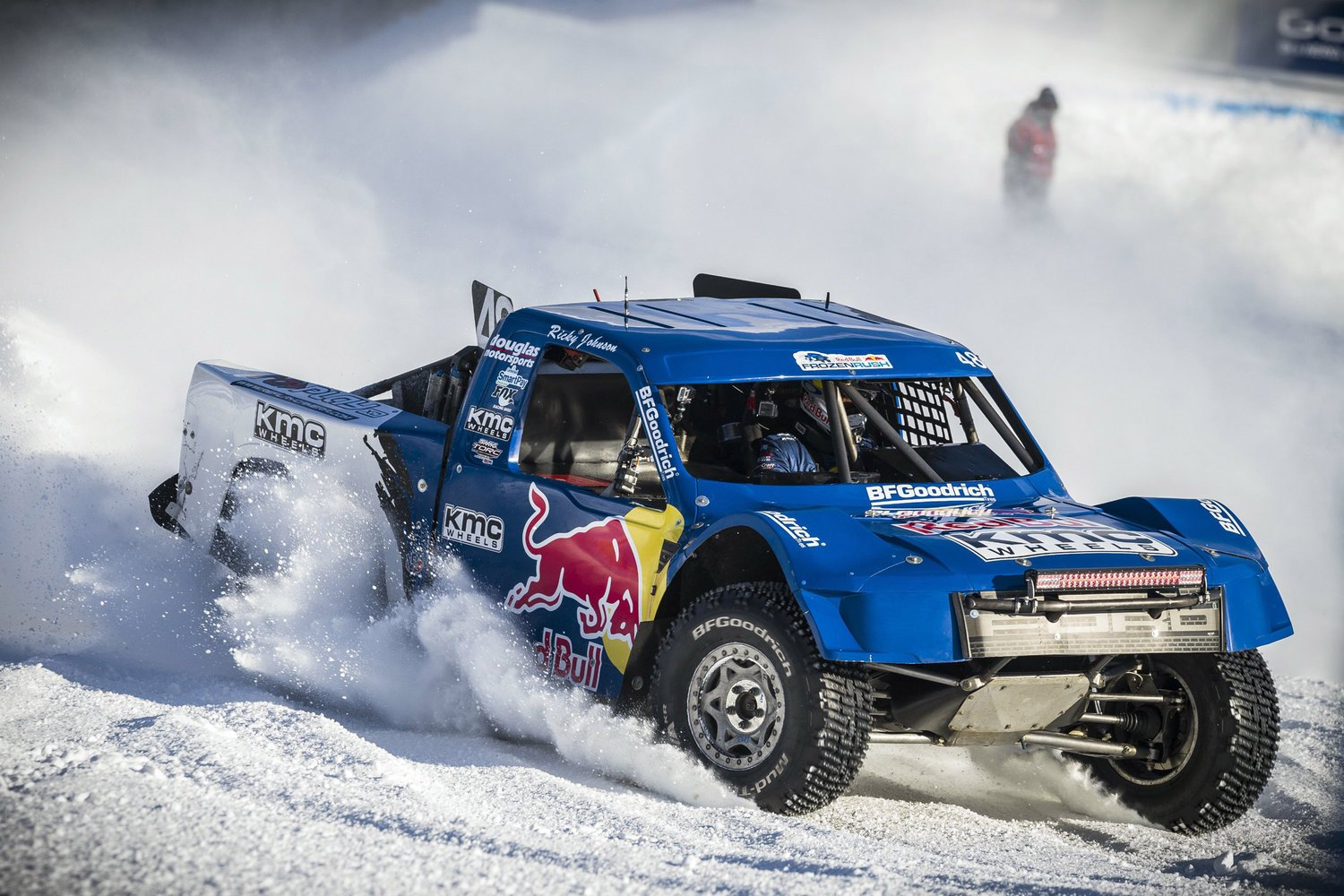 Red Bull Frozen Rush To Heat Up The Snow