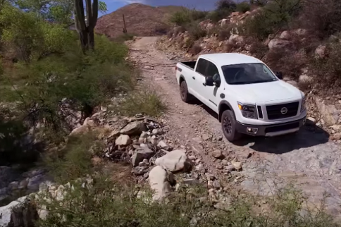 "Video: Nissan Titan XD Takes Mountain Trails In Its ""Truckumentary"""