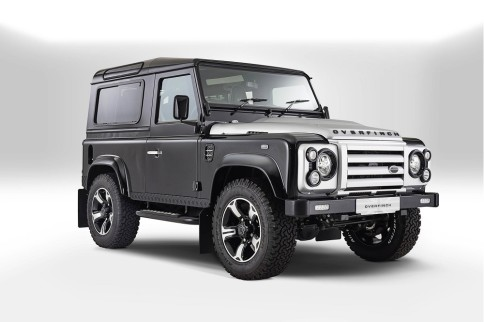 Land Rover Customizer Overfinch Celebrates 40th Anniversary