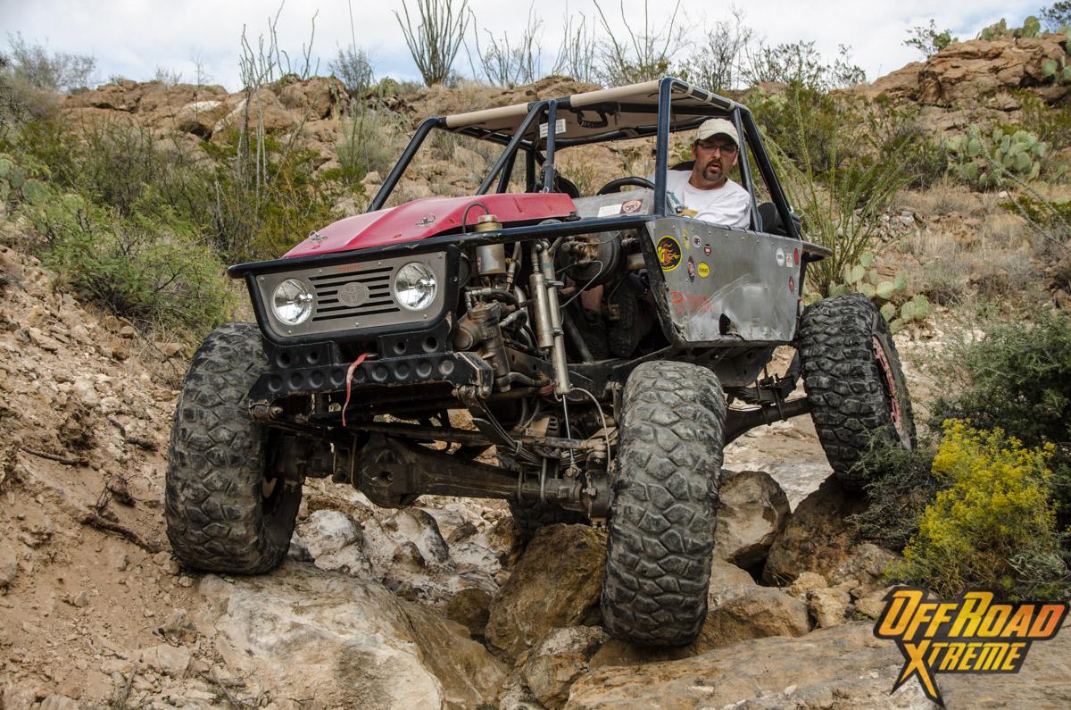Jim Hughes Formula Toyota Rock Crawler