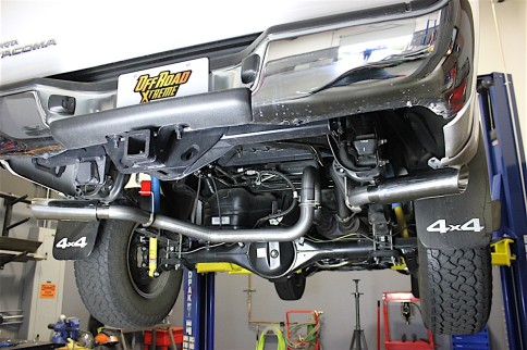 Breathe Out: Flowmaster's American Thunder Exhaust On A 2015 Tacoma