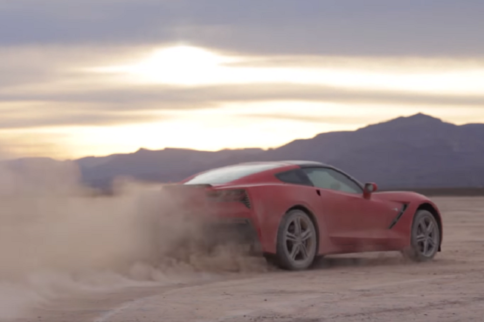 Video: Off-Roading In A C7 Corvette Rental