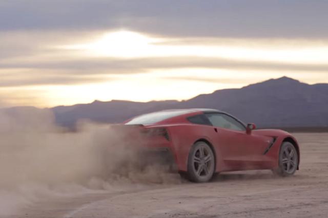 Video: Off-Roading In A C7 Corvette Rental
