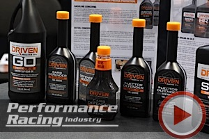PRI 2015: Driven Highlights Performance You Can Pour