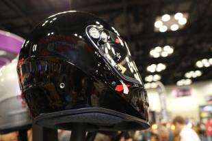 PRI 2015: Impact Racing's New Helmets With SNELL's SA2015 Updates