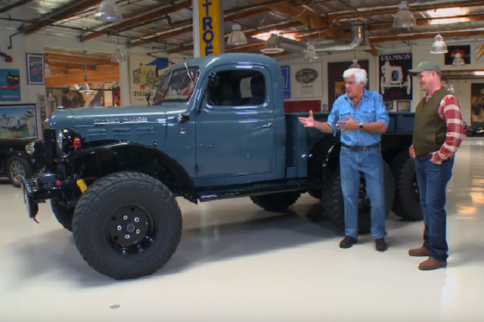 Video: Dodge Power Wagon Restomod Is Pure 'Murica
