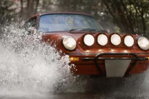 Video: Porsche 911 Safari Goes Off-Road In High Def
