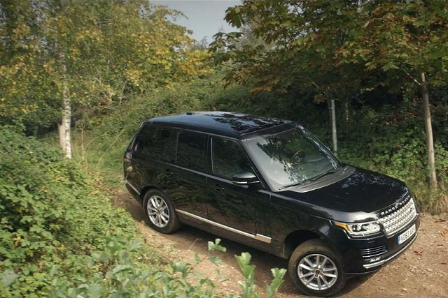 Video: Land Rover All Terrain Progress Control Perfect For Off-Road