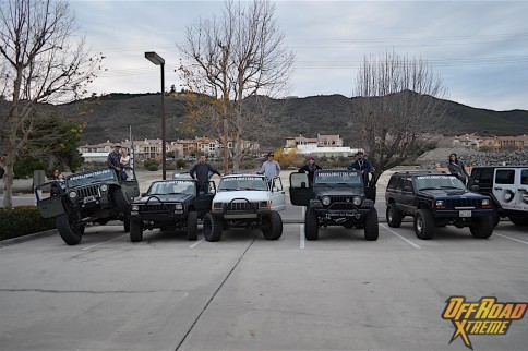 Local Off-Road Meet Showcases Project Vehicles