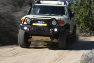 Special Edition FJ Cruiser Takes On Any Terrain