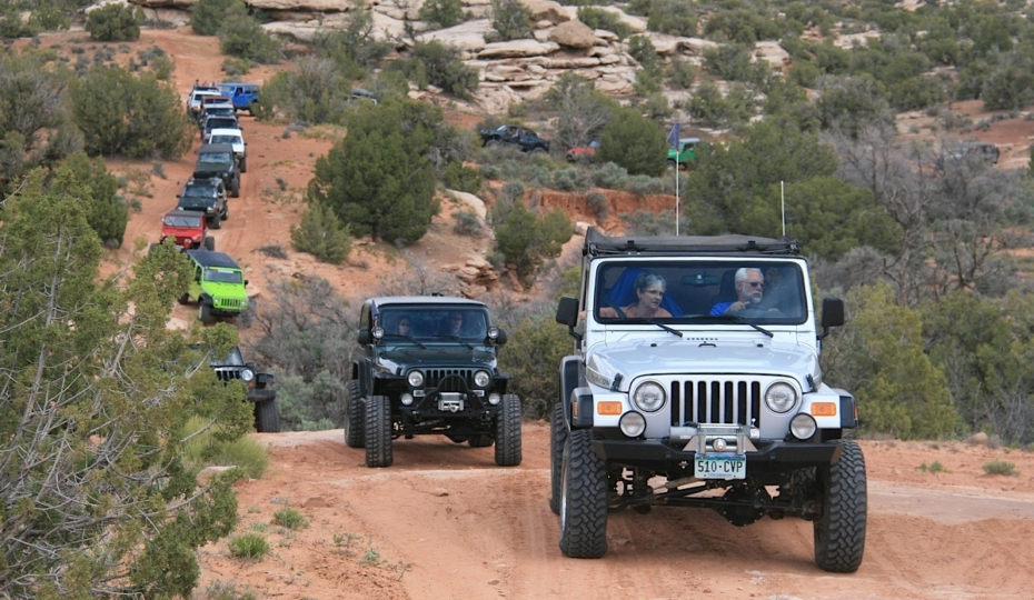 Unwelcome: The Ordeal Of Government, Land, Off-Roaders