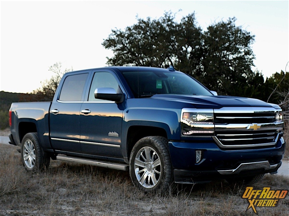 2016 Chevrolet Silverado 1500 High Country 4x4 Review
