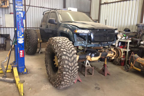 Family Affair: Building A Family Oriented Extreme Off-Road Rig