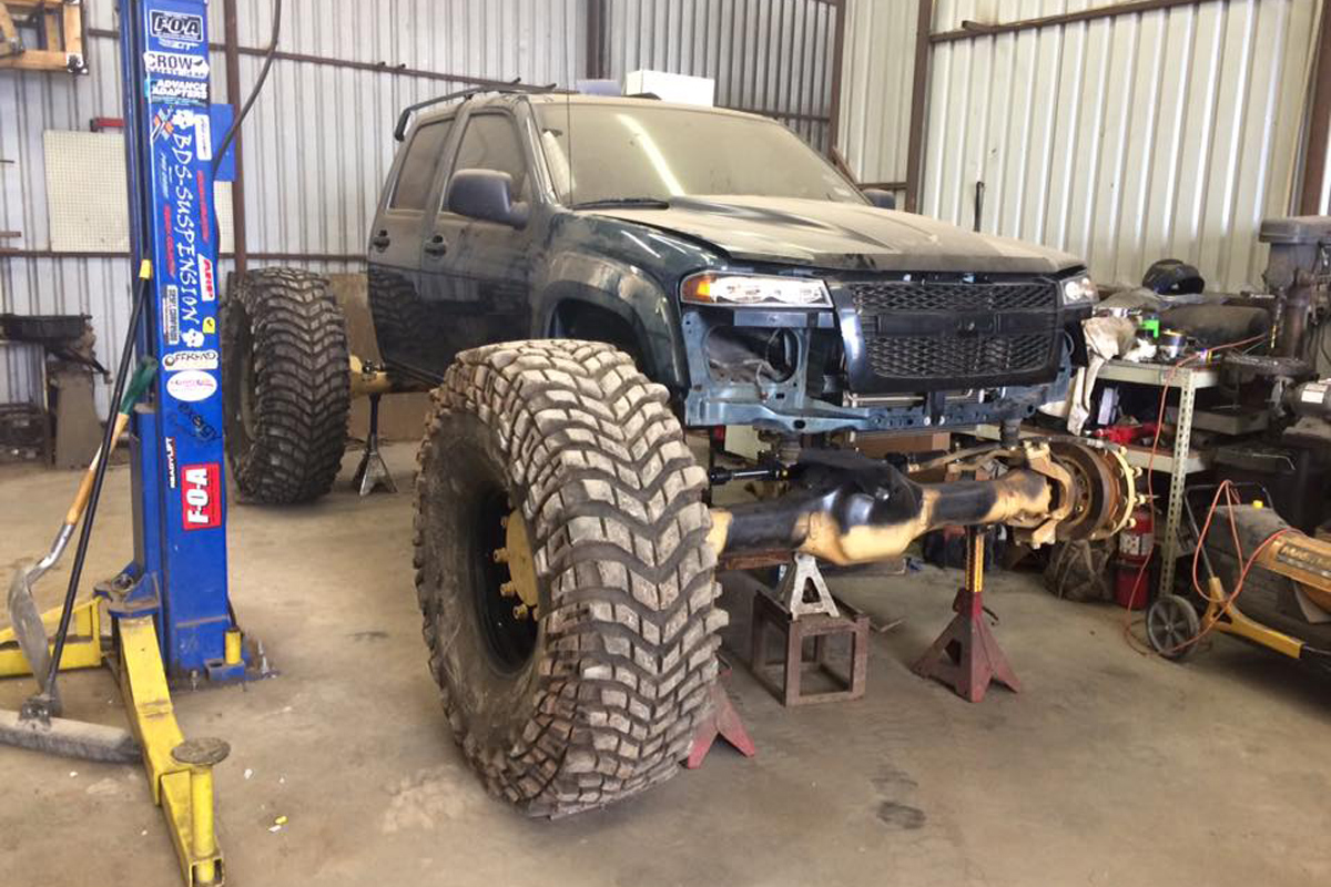 Family Affair Building A Family Oriented Extreme Off Road Rig
