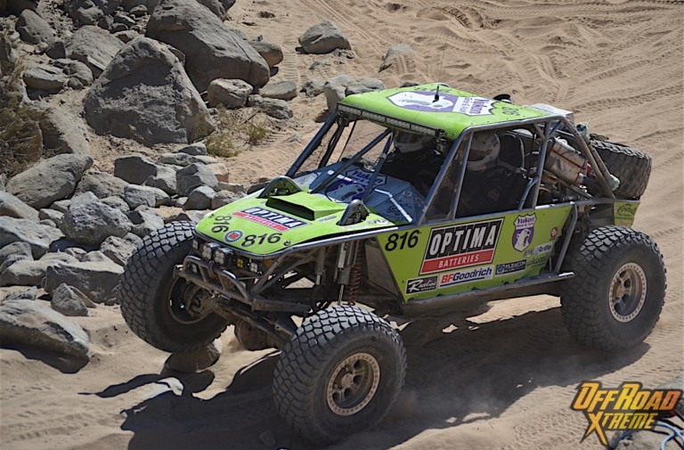 Video: Putting Murphy's Law To The Test At King Of The Hammers