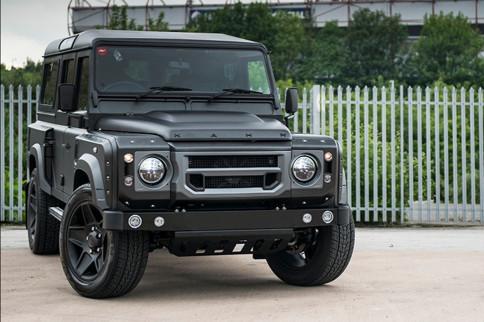 Kahn Design Salutes End of Land Rover Defender Production