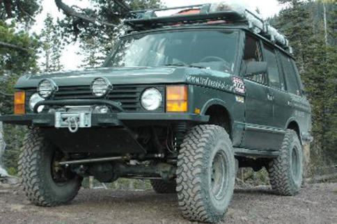 Stateside Shop Tour: Trailhead 4x4 in Valley View, OH