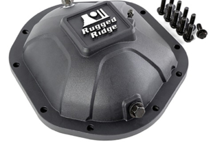 Rugged Ridge Introduces Boulder Aluminum Differential Covers