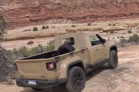 Cruising Moab Is A Diesel-Powered Jeep Renegade, To Good To Be True?