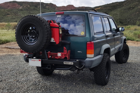 Video: A Closer Look At Wilco Offroad's Hitchgate