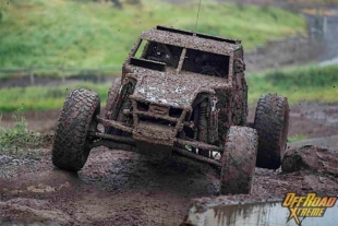 Wet And Muddy Ultra4 MetalCloak Stampede