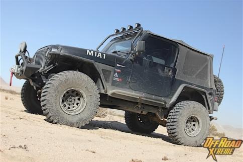Craig Wiedenhoeft's M1A1 Wrangler Pays Homage To Original Jeep