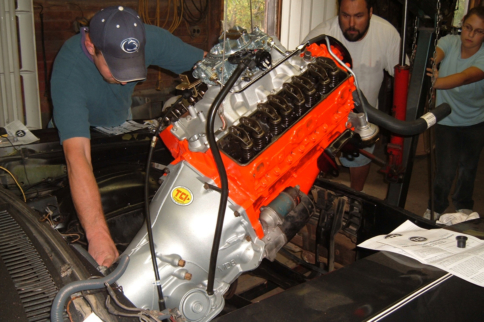 Five Crate Engine Choices To Save You Time And Money
