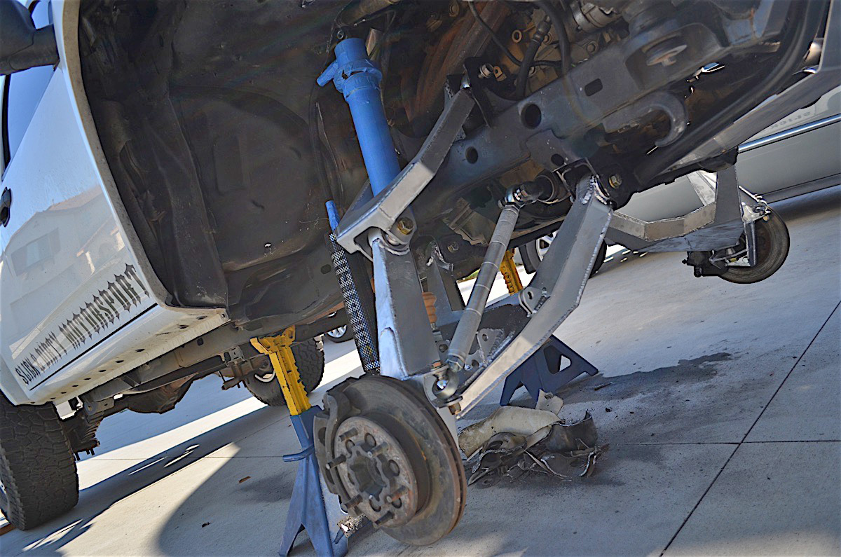 Whoop Eater: Long Travel And Coilover Install