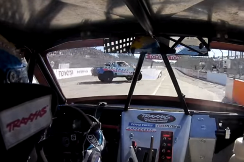 Video: Super Trucks Crash From Multiple Angles