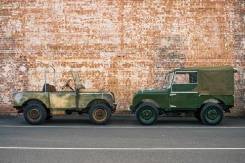 Land Rover Reborn To Restore Originals