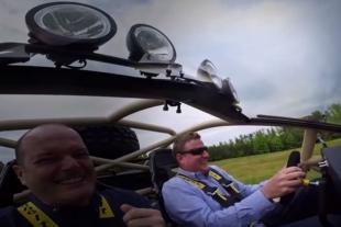 Video: Insane Ariel Nomad Off-Roader Arrives In America