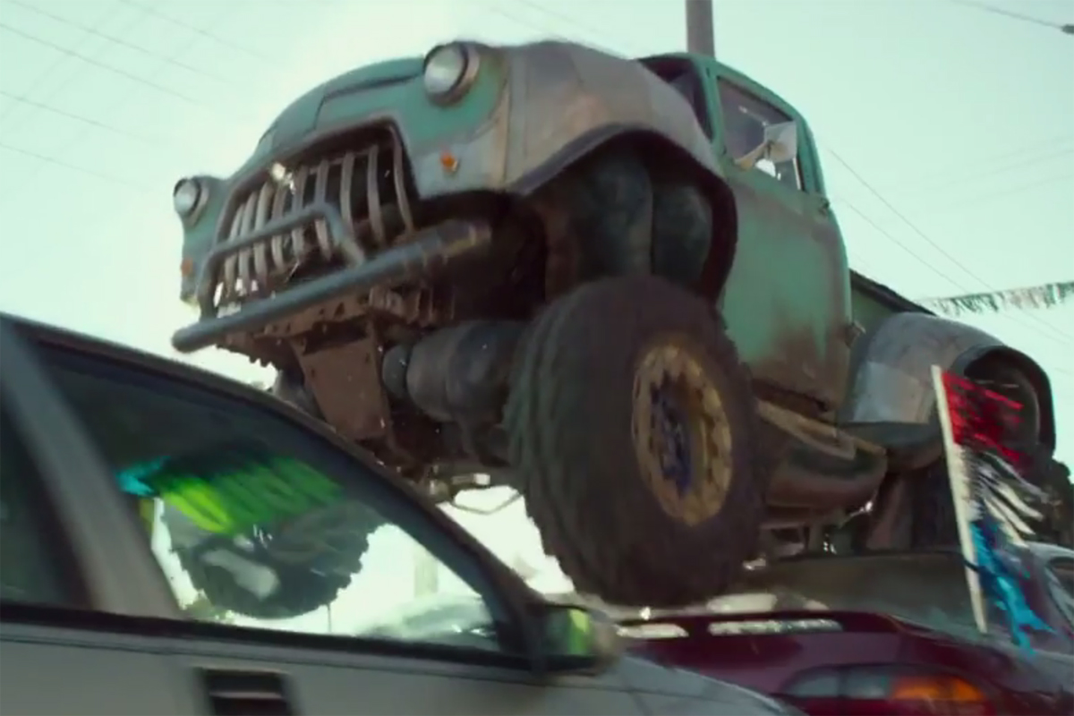 Video Paramount Starts Shooting Semi Secret Monster Trucks Movie Off Road Xtreme
