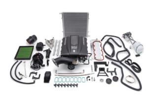 Edelbrock E-Force Supercharger Kit Now For 2007-13 GM HD Trucks
