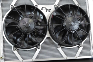 C&R Racing: Extruded Core Radiator Modules For An OE-Style Fit