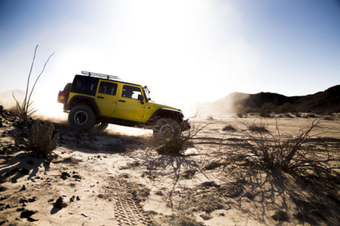 Video: Pennzoil Shows Us What A True Off-Road Joyride