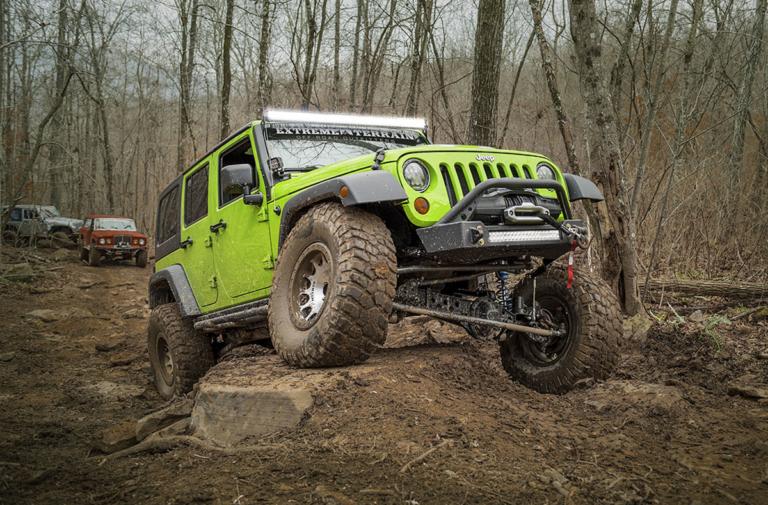 Extreme terrain win