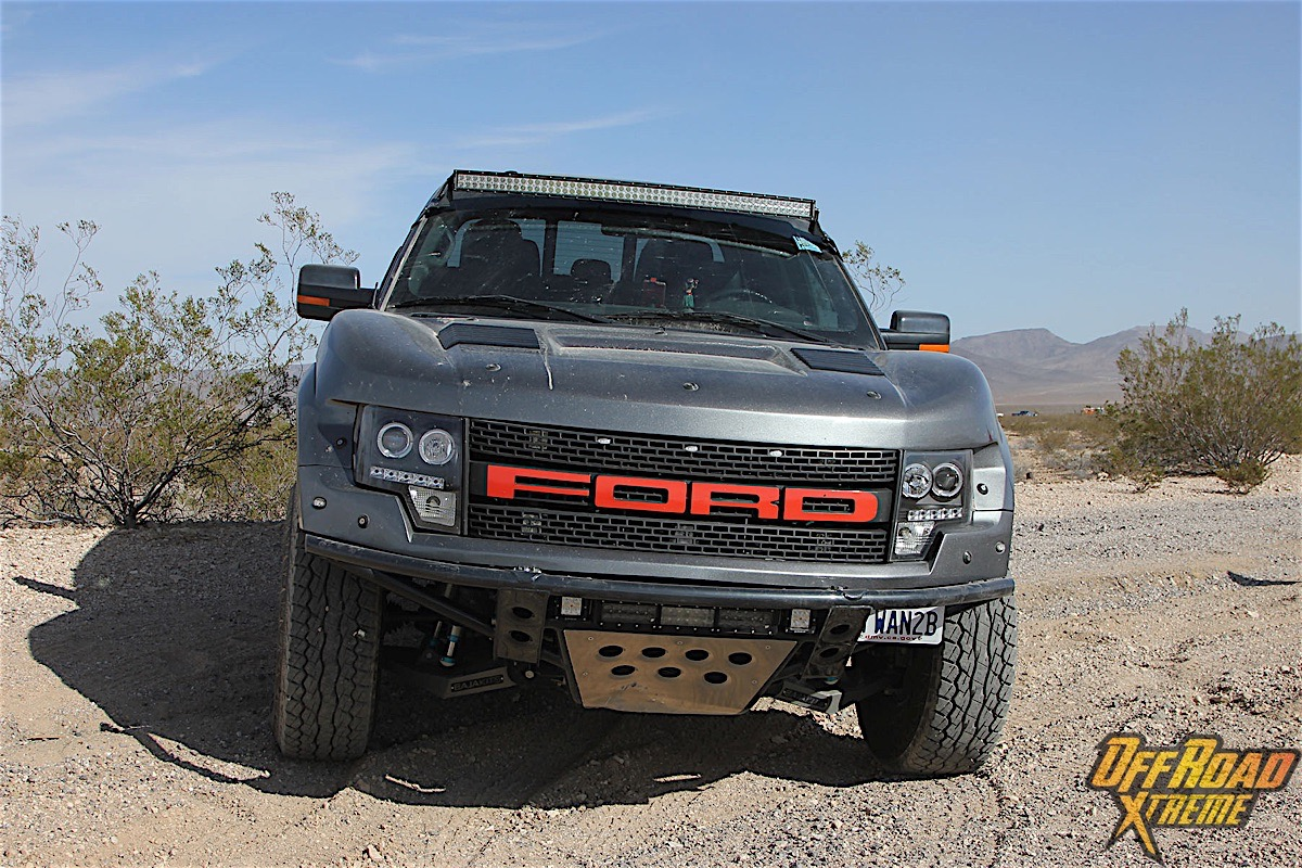 Out-Gunning The Raptor With Jeff Young's Custom F-150