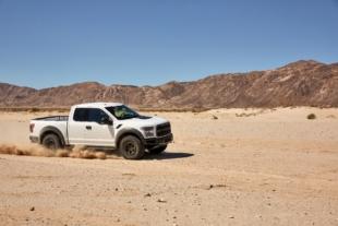 Video: 2017 Ford Raptor Adds Baja Driving Mode