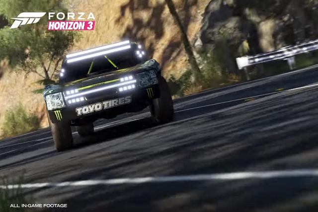Video: Forza Horizon 3 Lets You Explore Australia Off-Road