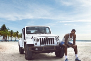 Jeep Enlists USA Basketball and Sony For Summer Ad Campaign