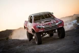 Honda Ridgeline Race Truck Wins Class At Baja 500