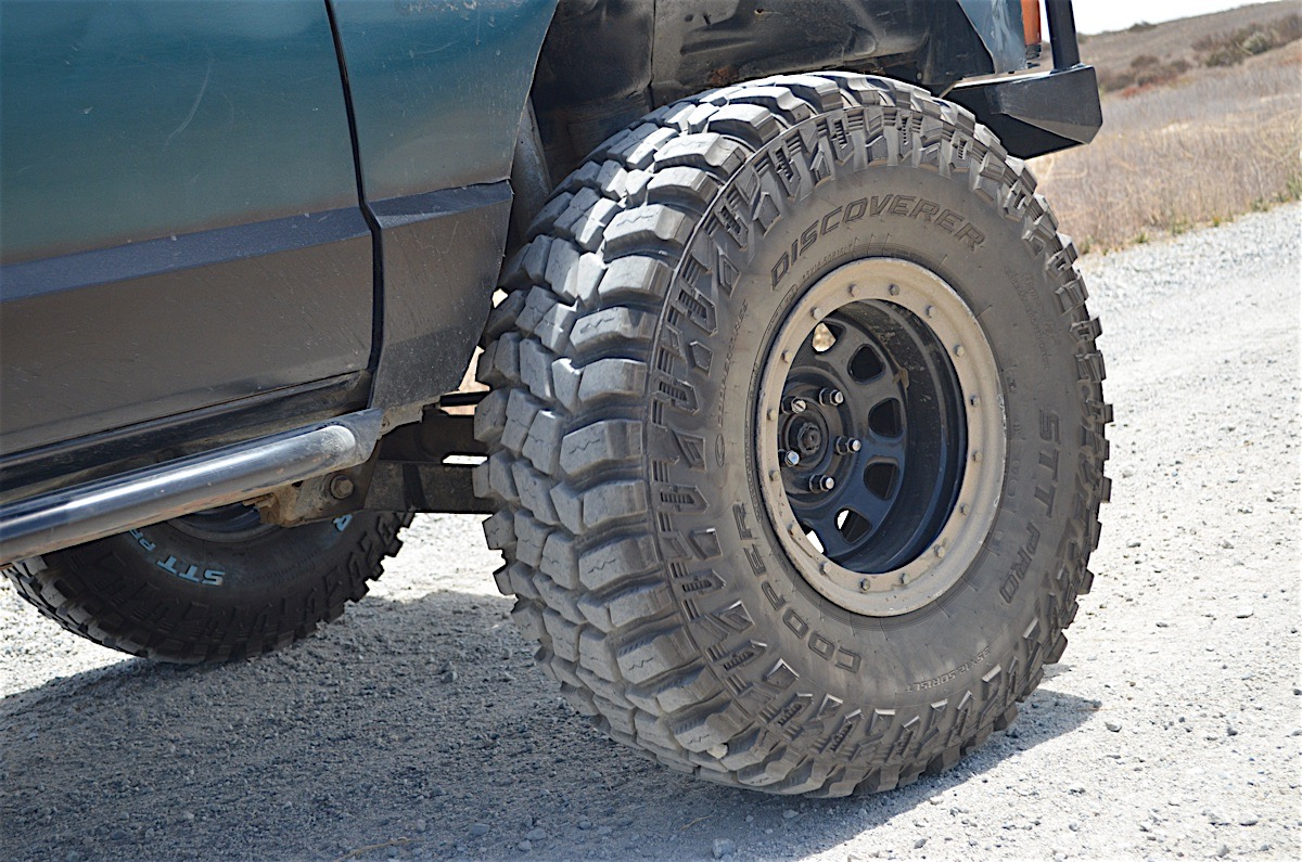 Tire Review Cooper Discoverer Stt Pro
