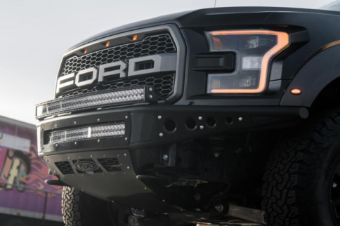 ADD Unveils Bumpers, Side Steps, And Chase Racks For 2017 Raptor