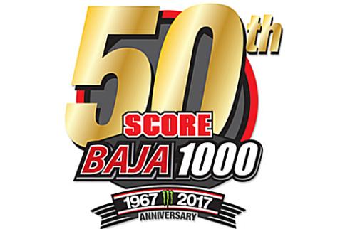SCORE Announces 2017 Race Schedule