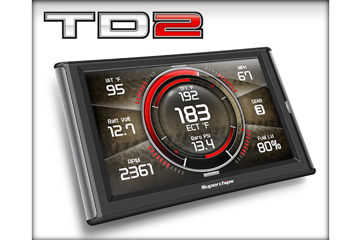 Superchips Unveils TrailDash2 For 2015-16 Jeep Wrangler JK